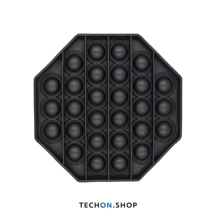 POP IT Hexagon - Black