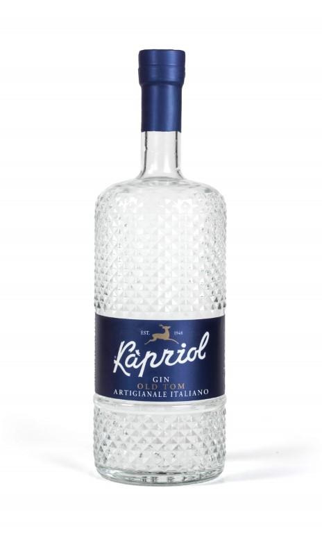 Kapriol Italian Gin Old Tom 70cl 41,7% alc.
