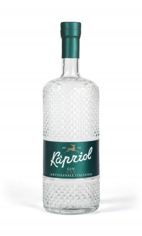Kapriol Italian Dry Gin 70cl 41,7% alc.