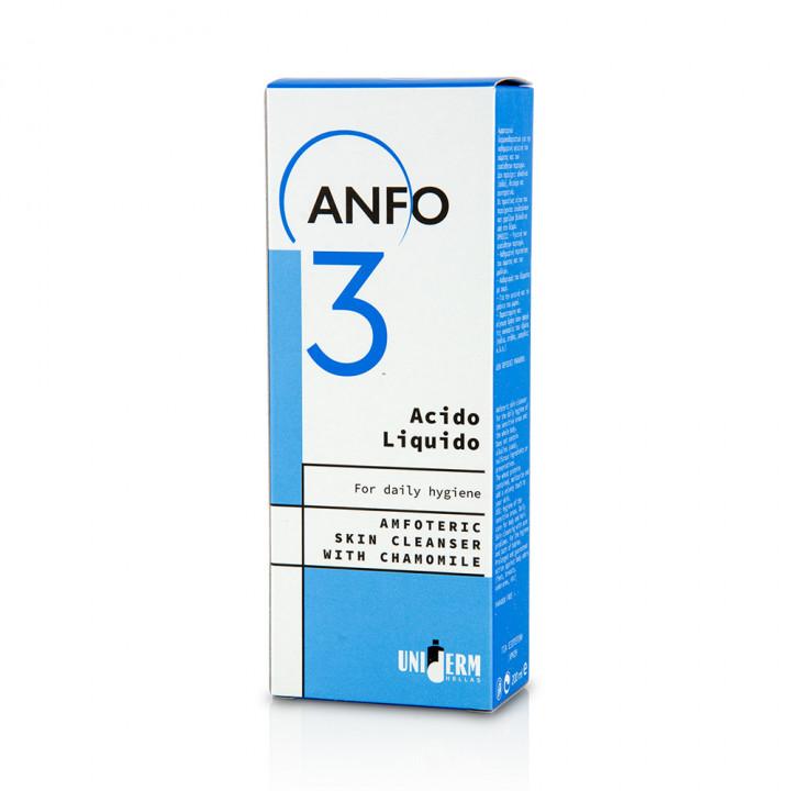 Anfo 3 Liquid Soap - 200ml