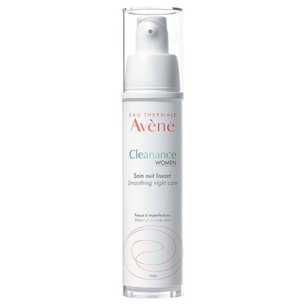 Avene Cleanance Women Soin Nuit Lissant - 30ml<br/>