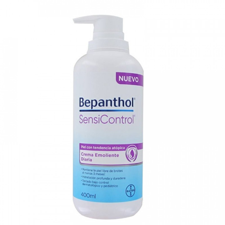 BEPANTHOL SENSICONTROL CREAM 400ML