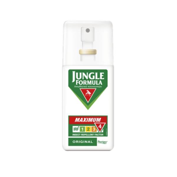 Jungle Formula Maximum Original Insect Repellent Spray 75 ml