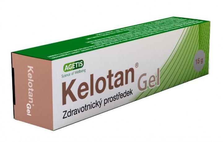 Kelotan Gel skin scar treatment cream - 15gr<br/>