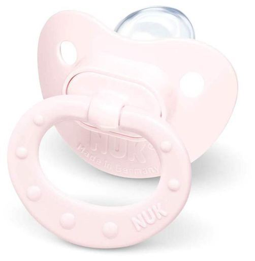 Nuk Silicone Soother Size 2