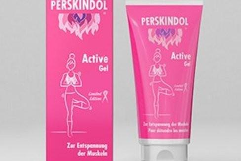 PERSKINDOL ACTIVE GEL PINK RIBBON 100ML
