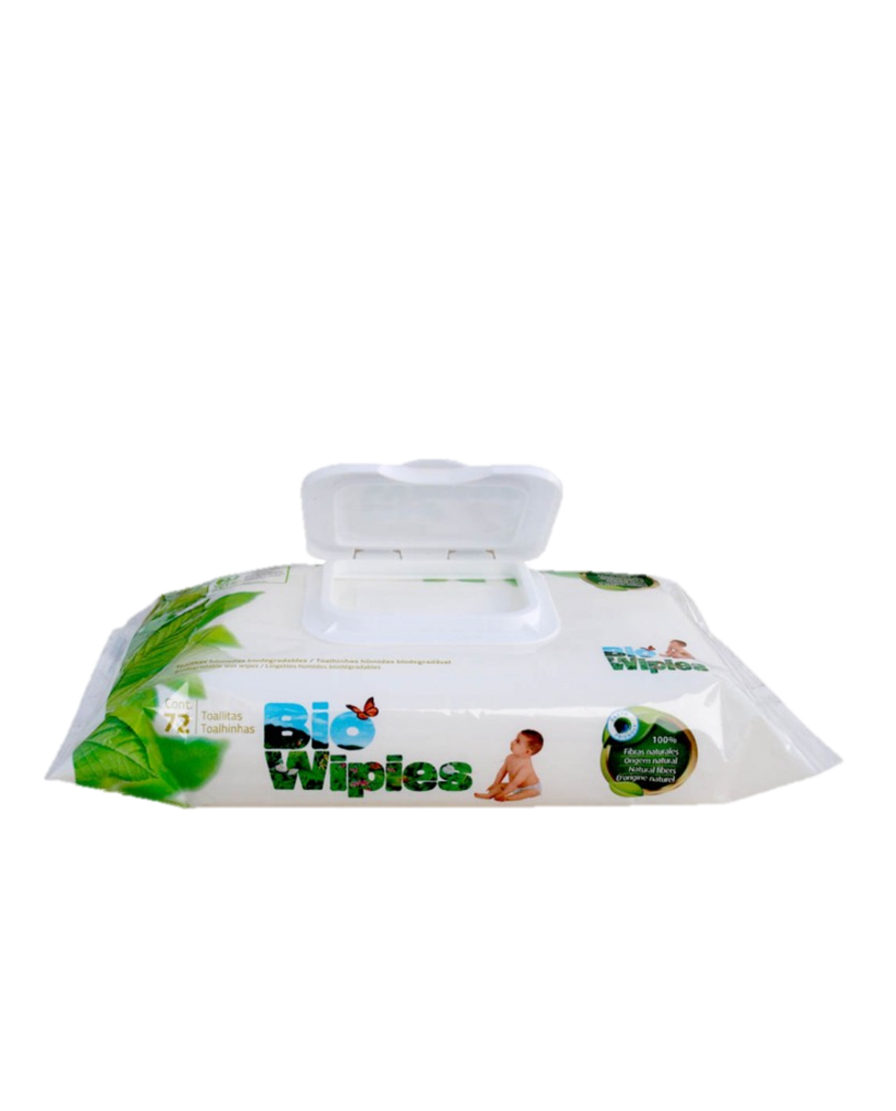 Bio Baby Bio Wipes 100% Natura