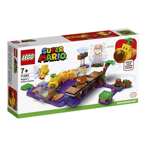 LEGO-Super-Mario-Wigglers-Poison-Swamp-Expansion-Set-71383-1