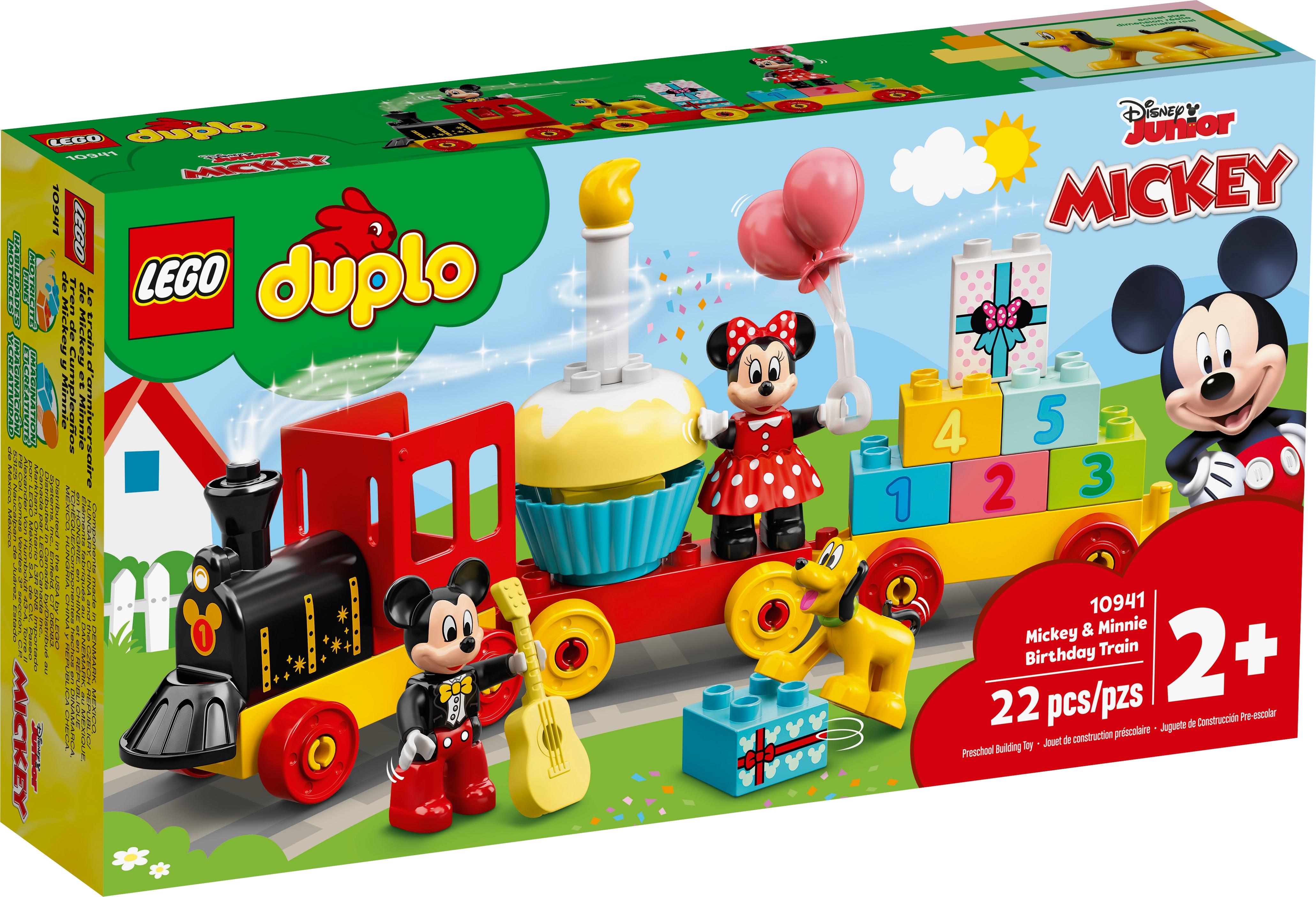 LEGO DUPLO MINNIE 10941