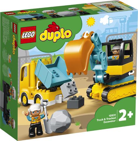 LEGO DUPLO TRUCK 10931