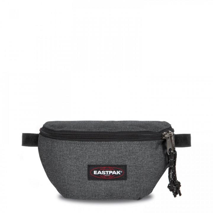 Eastpak Springer Black Denim - Extra Small