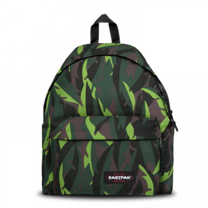Eastpak Padded Pak'R Leaves Green - Small