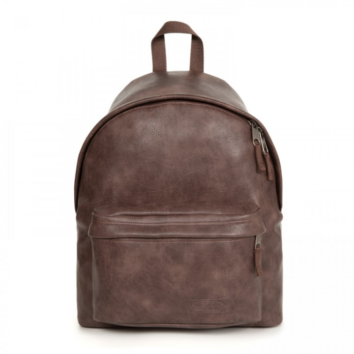 Eastpak Padded Pak'R Grained Brown - Small