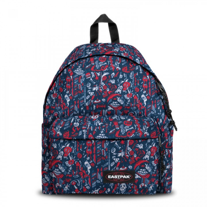 Eastpak Padded Pak'R Scribble Red - Small