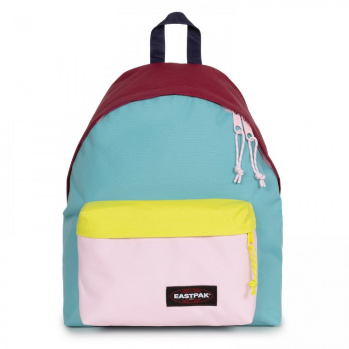 Eastpak Padded Pak'R Color Blocked Water - Small