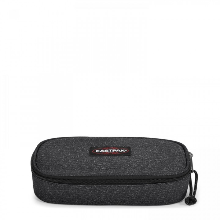 Eastpak Oval Single Sparkly Grey - Extra Small