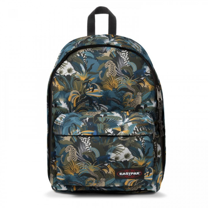 Eastpak Out Of Office Jam In The Leaves - Medium