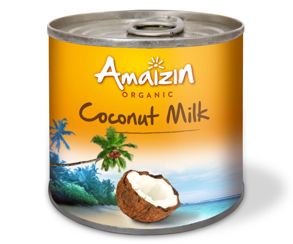Amaizin Coconut Milk 200ml