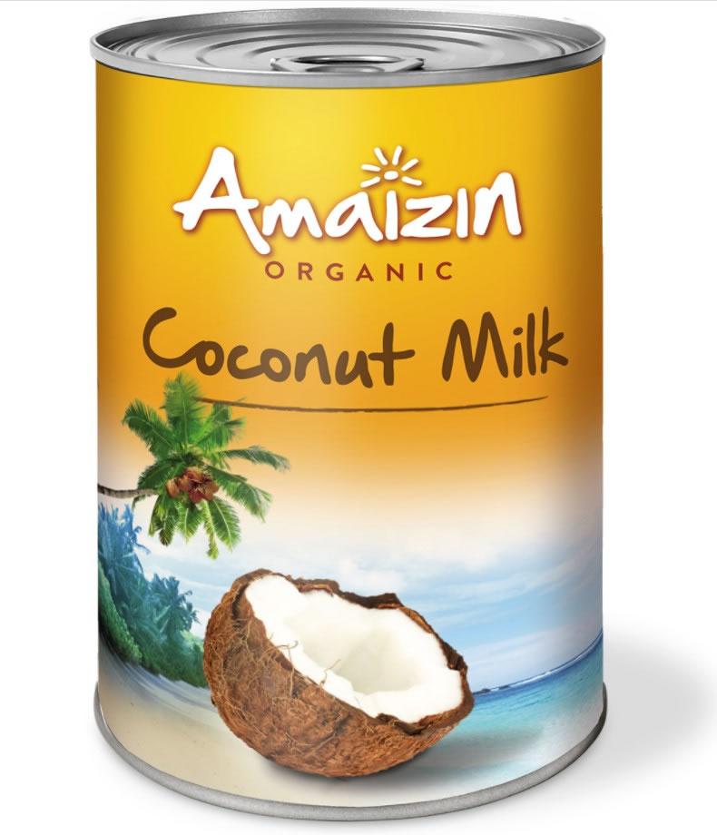 Amaizin Coconut Milk 400ml