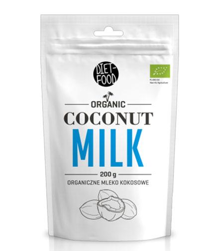 DIET FOOD Organic Coconut Milk Powder 200g