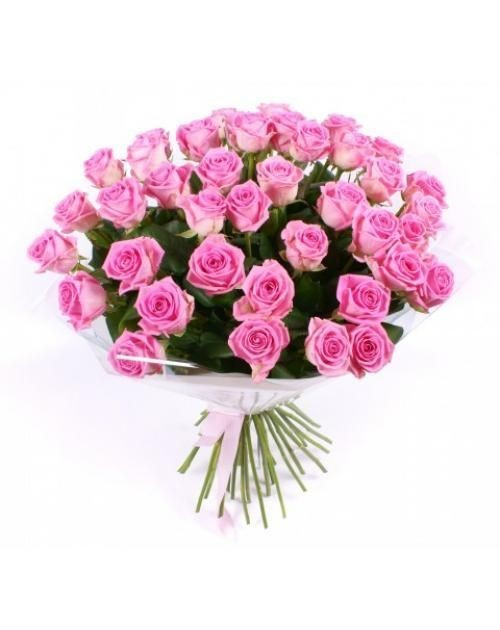 20 Roses Pink Bouquet
