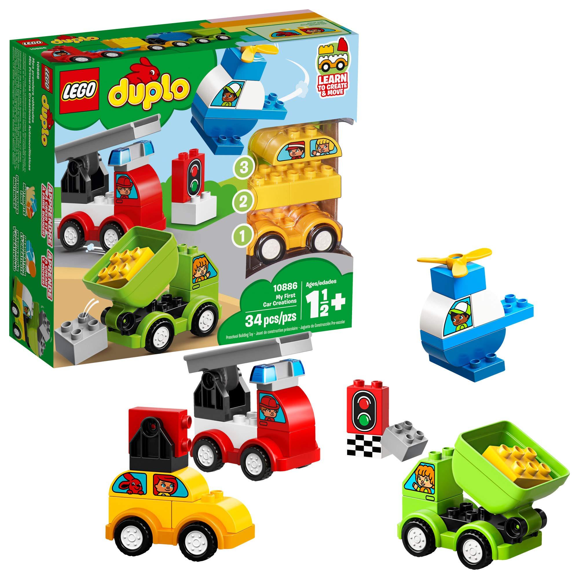 LEGO DUPLO MY FIRST CAR 10886