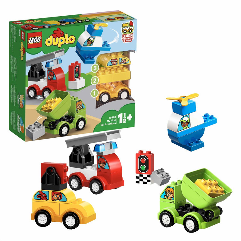 LEGO DUPLO 10901 FIRE ENGINE