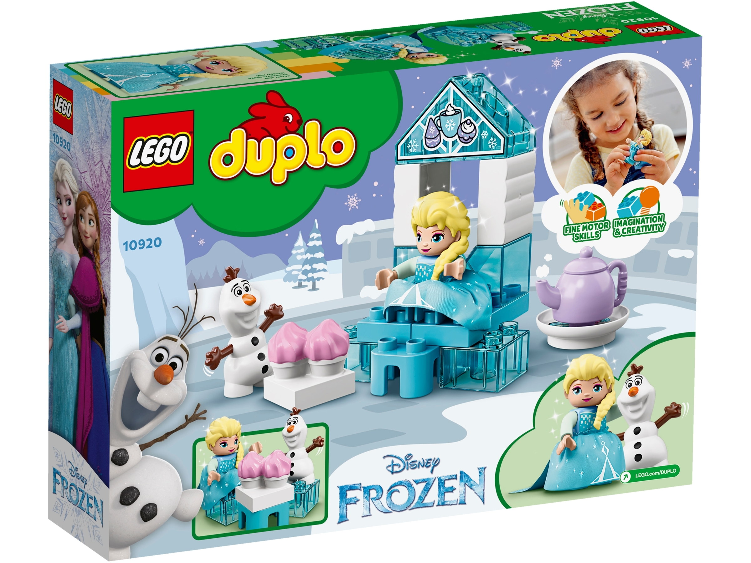 LEGO DUPLO FROZEN 10920