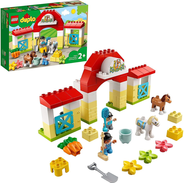 LEGO DUPLO HORSE TABLE 10951