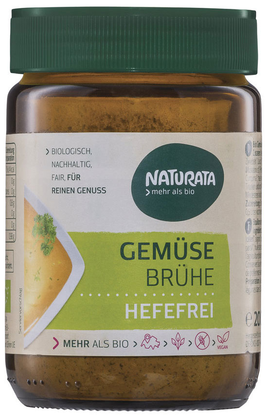 Naturata Herbal Vegetable Stock without Yeast