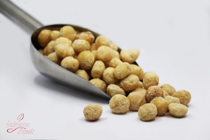 Macademia with Salt / Μακαδέμια με αλάτι - 250gr