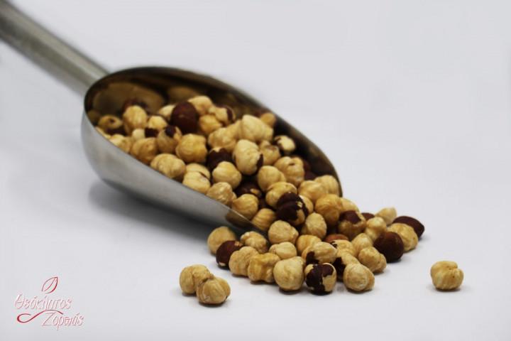 Cooked Hazelnuts without Salt / Ψημένα φουντούκια χωρίς αλάτι - 0.5kg