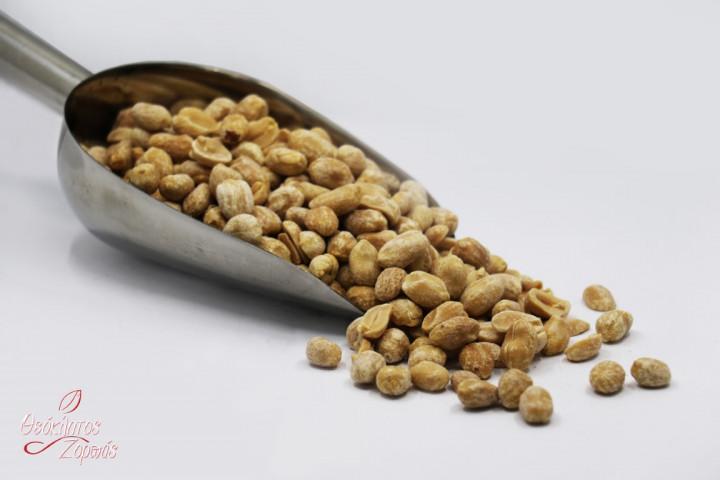 Roasted Peanuts Without Salt / Φυστικόκκουνες ψημένες χωρίς Αλάτι 0.5kg