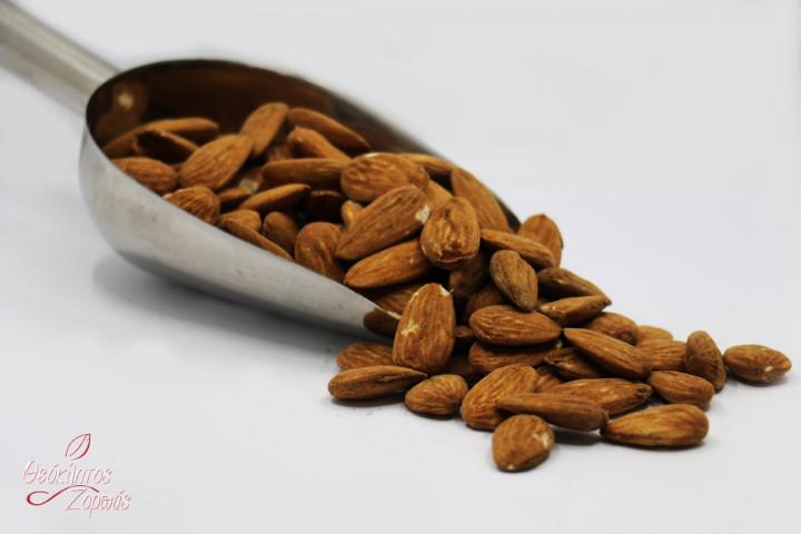 Greek Almonds / Ελληνικά Αμύγδαλα - 0.5kg
