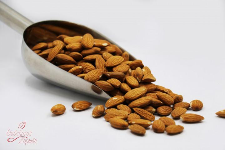 Big American Almonds / Μεγάλα αμύγδαλα Αμερικής - 0.5kg