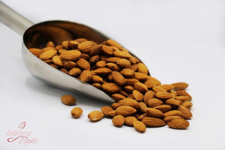 Small American Almonds / Μικρά αμύγδαλα Αμερικής - 1kg