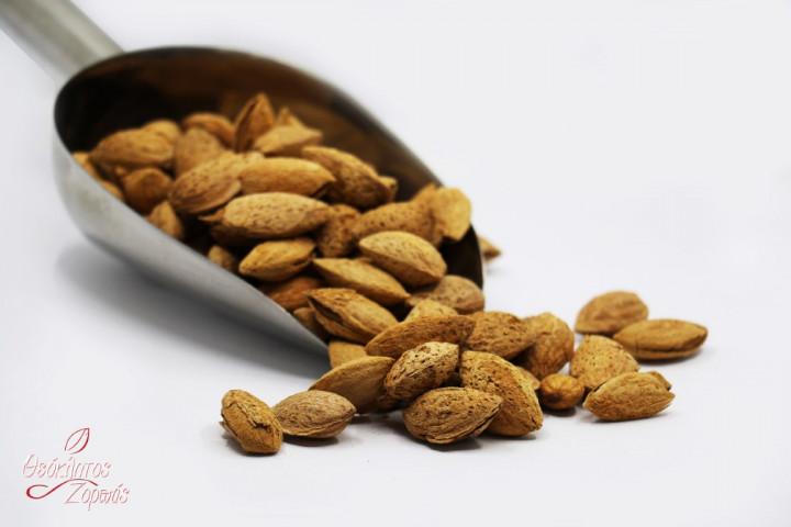 Soft Shelled Almonds USA / Αθάσια αφρούγια Αμερικής - 0.5kg