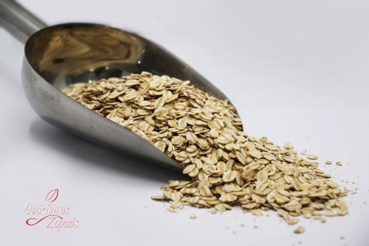 Oat flakes whole / Νιφάδες βρώμης ολόκληρη - 0.5kg