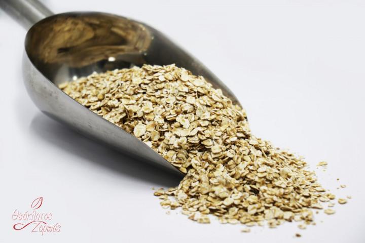 Oat Flakes Split / Νιφάδες βρώμης σπαστή - 0.5kg