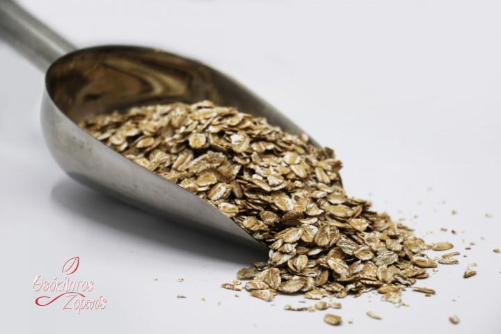 Rye Flakes / Νιφάδες Σίκαλης - 0.5kg