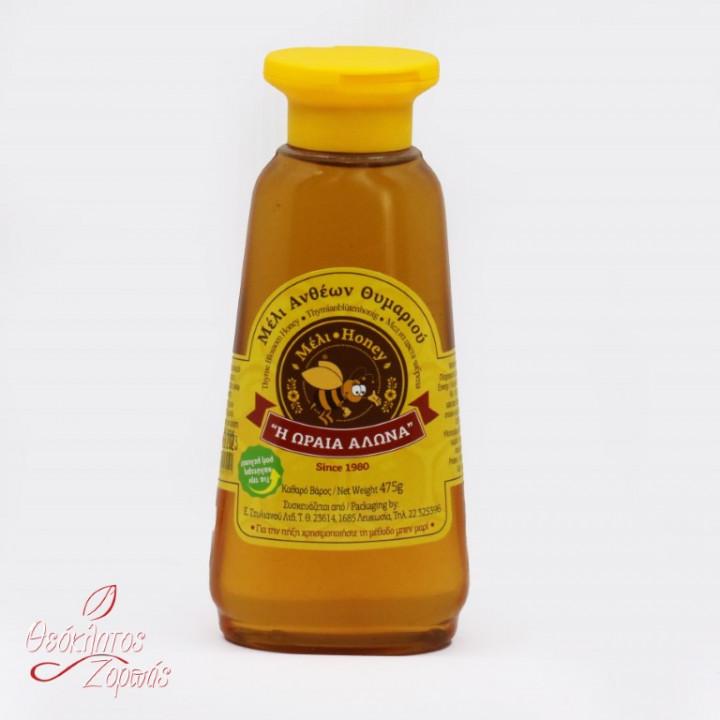 Honey Blossom Thymian / Μέλι Ανθέων θυμαριού 475gr