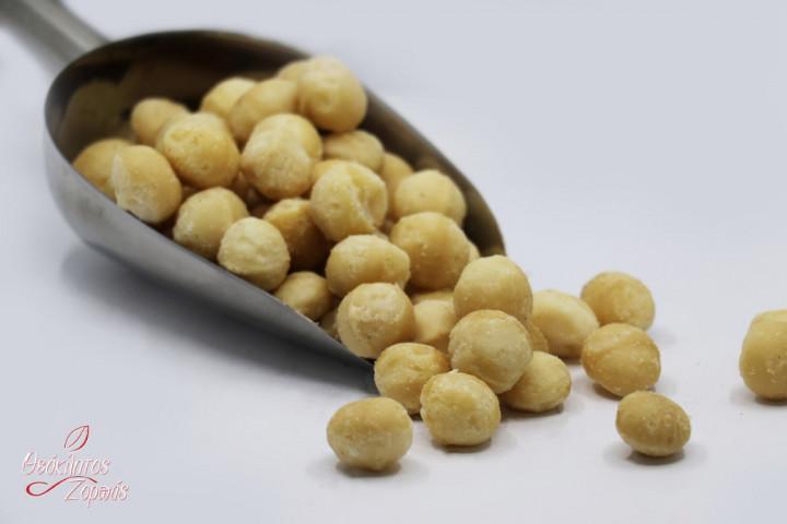 Plain Macademia Nuts / Σκέτες Κούνες Μακαντέμια - 250gr