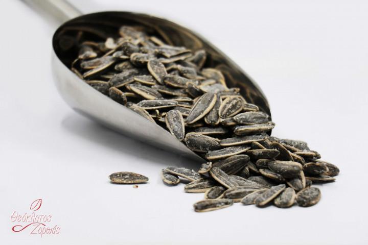 Sunflower Seeds with Salt / Ηλιόσποροι με αλάτι - 1kg