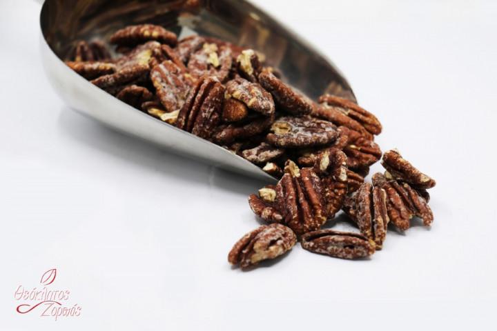 Pecan Nuts with Salt / Πεκάν με αλάτι - 250gr