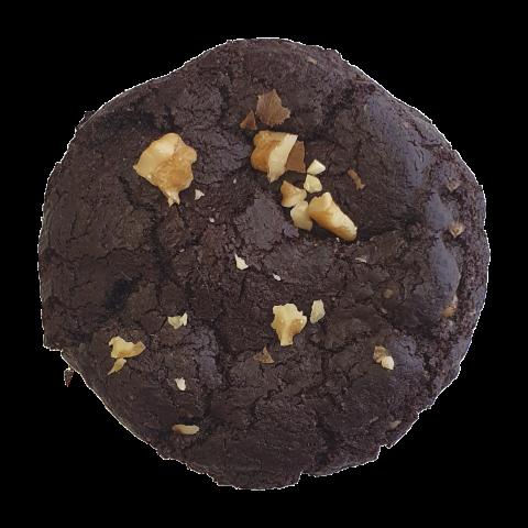 106. Walnuts Raisins | Μπισκότο σοκολάτας με καρύδια και σταφίδες