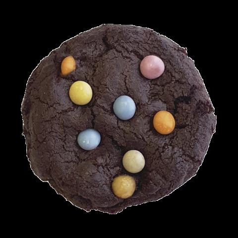 112. Smarties | Μπισκότο σοκολάτας με σμάρτις