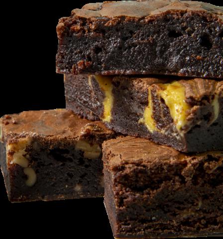 201. Chocolate | Μπράουνι σοκολάτας