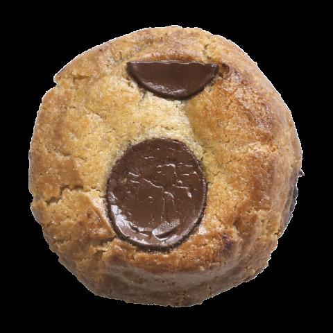 102. Dark Chocolate | Μπισκότο βανίλιας με κομμάτια σκούρας σοκολάτας