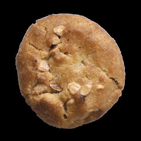 103. Almonds | Μπισκότο βανίλιας με καβουρδισμένα αμύγδαλα