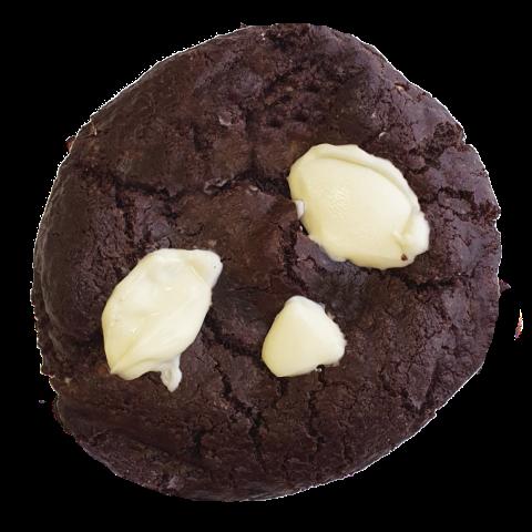 110. White Chocolate | Μπισκότο σοκολάτας με κομμάτια άσπρης σοκολάτας